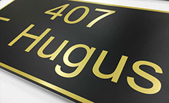 Metal Sign Material Introduction - Aluminum Alloy